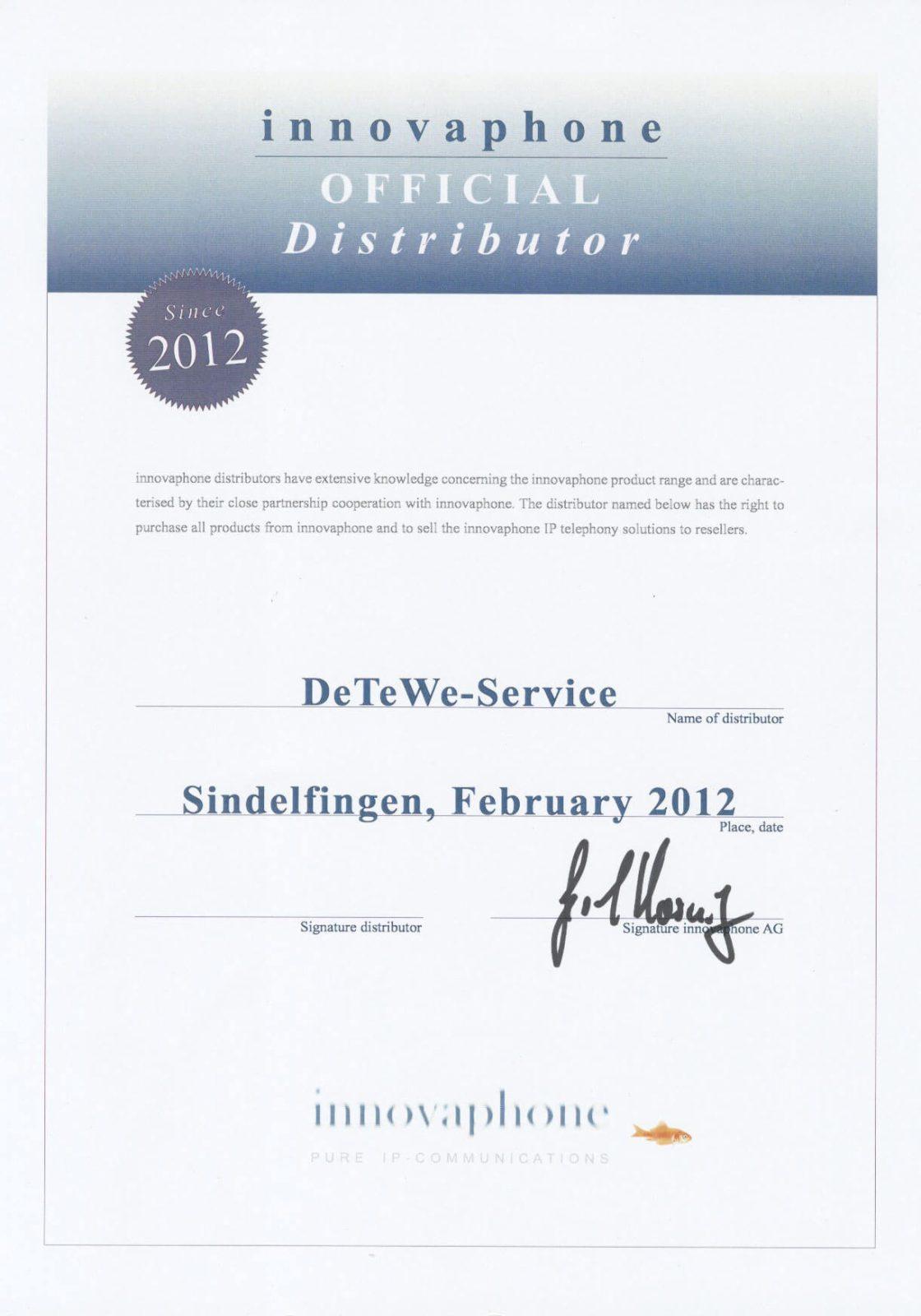 DeTeWe-Service_officdistrib_Innovafone
